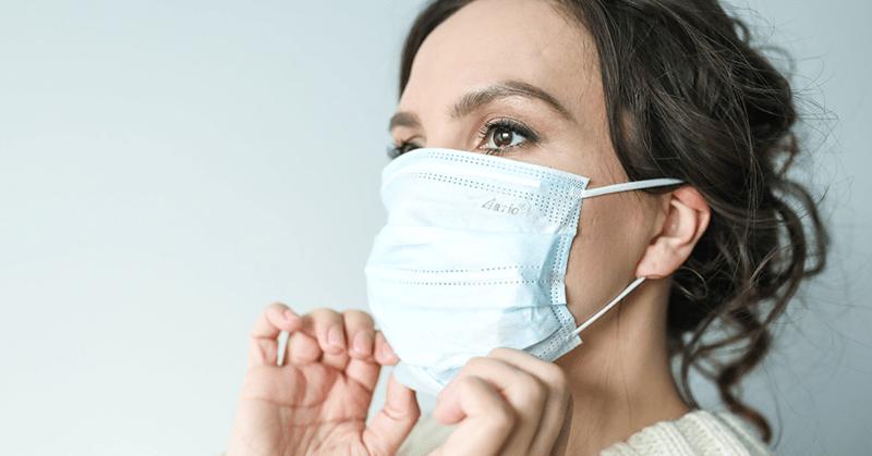 #PORTUSALUD | El acné y su relación con las mascarillas
