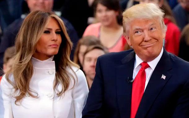 La foto de Melania Trump con mascarillas que desata críticas