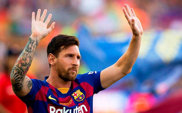 Messi anuncia al FC Barcelona que no se presentará a las pruebas médicas