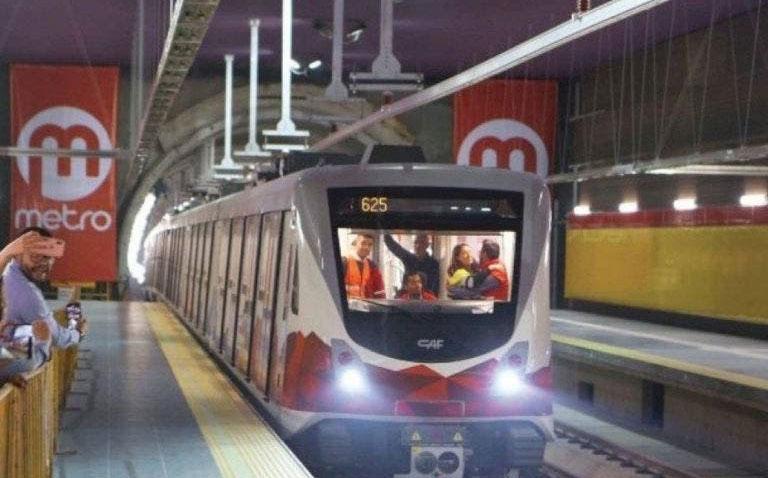 Más de  $27 millones en imprevistos se suman a la construcción del Metro