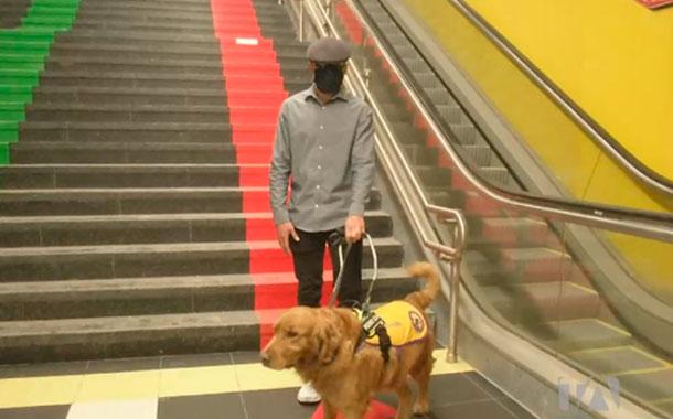 El Metro de Quito es accesible en todo su trayecto