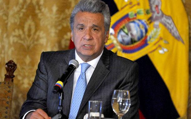 El presidente Moreno no ha hecho aún un pronunciamiento acerca de la terna