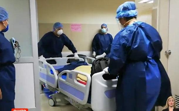 Gobierno ofrece 14 camas UCI para Quito en los próximos días