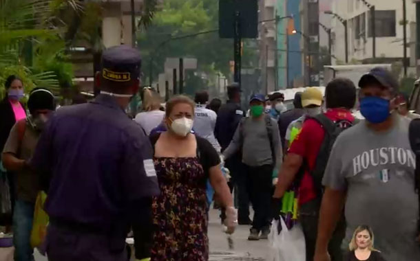 Guayaquil registra 11 006 casos confirmados de COVID-19, según MSP