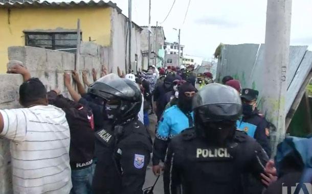 Quito: 404 nuevos casos se registraron entre el viernes y este lunes