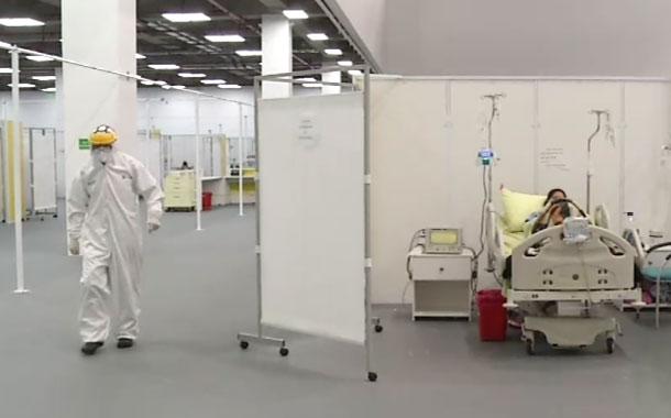 Municipio de Quito habilitó unidad de cuidados intermedios para estabilizar pacientes