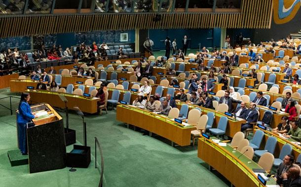 Asamblea General de la ONU será virtual por primera vez