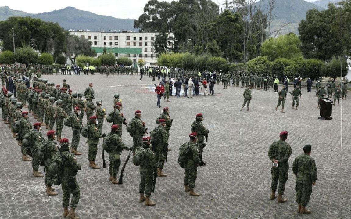 Iniciaron controles en las siete  parroquias de Quito