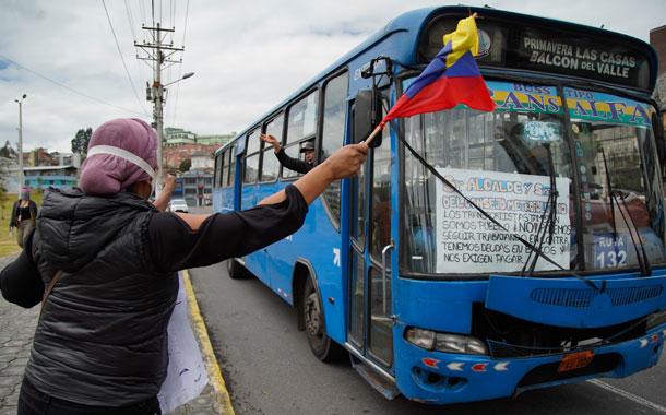 Transportistas piden un ajuste tarifario del pasaje