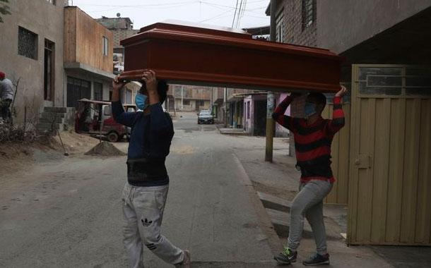 Perú admite subregistros de muertes por coronavirus