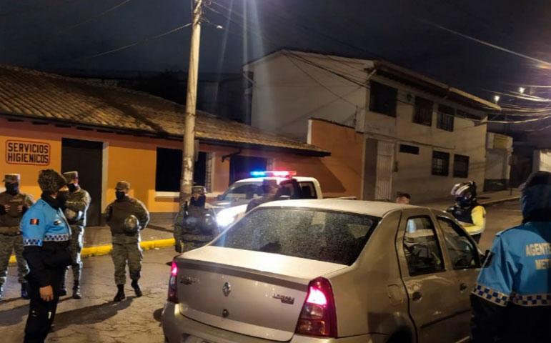 Más de 119.000 sancionados por incumplir el toque de queda en Ecuador