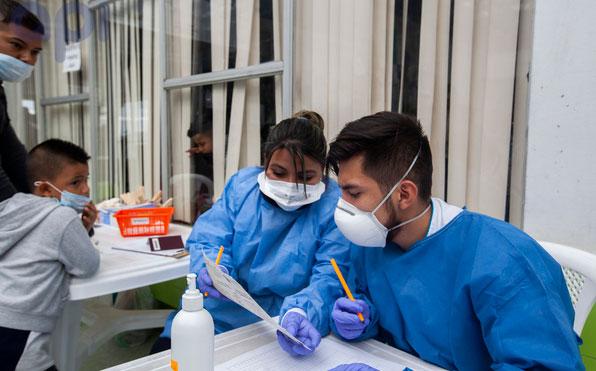 Quito continúa ascendiendo en el número de contagios