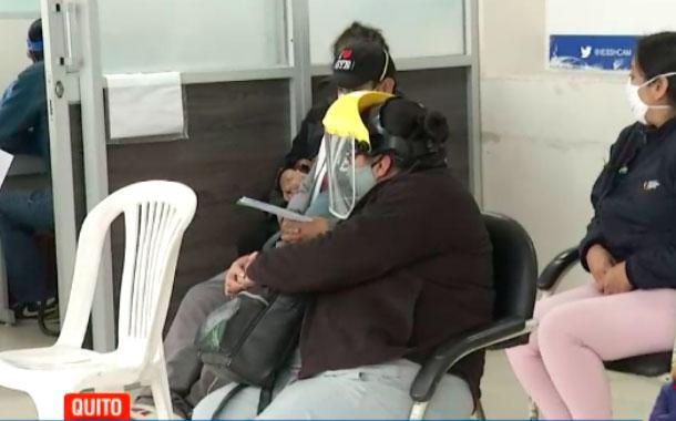 El HCAM recibe cerca de 60 personas diarias con síntomas de Covid-19