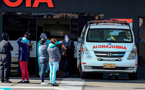 Quito a punto de igualar a Guayaquil en número de contagios por COVID-19