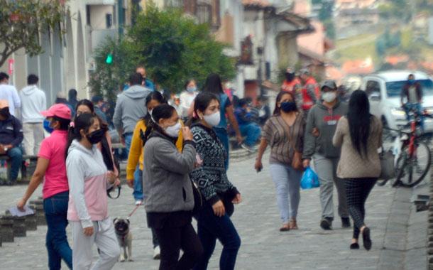 Quito continúa siendo el cantón más afectado por COVID-19 en el país