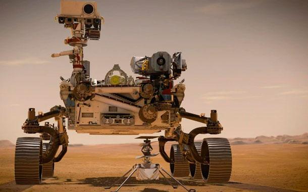 La NASA te lleva virtualmente a su próxima misión a Marte
