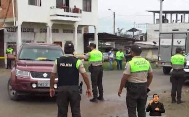Dos guías penitenciarios fueron acribillados por supuestos sicarios