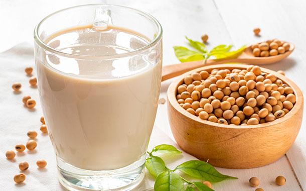 Cuatro beneficios del consumo de soya
