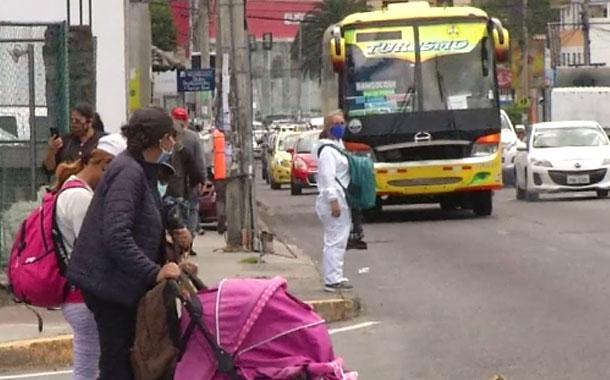 Cambia el horario de toque de queda en tres cantones de Pichincha
