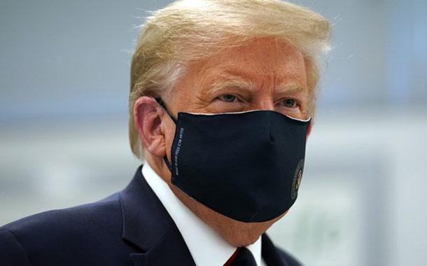 Trump vuelve a propagar teorías infundadas sobre el coronavirus