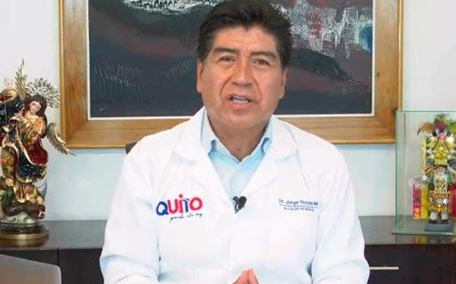 El alcalde  Jorge Yunda defendió las cuestionadas pruebas LAMP