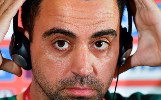 Xavi Hernández renovó contrato con Al Sadd