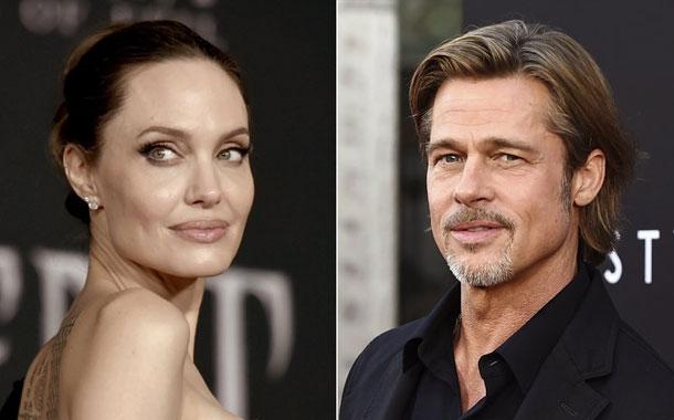 Jolie pide el retiro de juez privado de su divorcio de Pitt