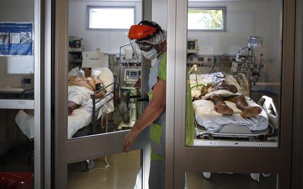 Argentina inicia la semana con más de 200 mil casos de coronavirus