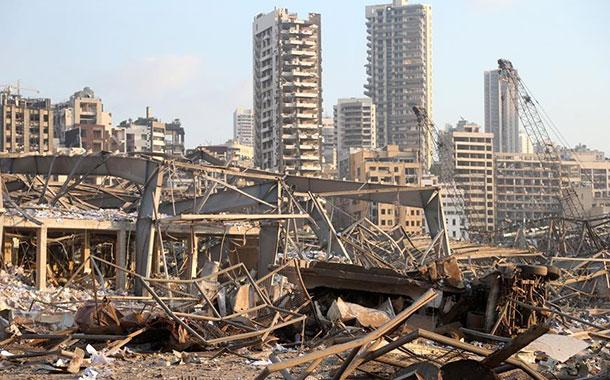 ¿Qué fue lo que explotó en la zona de puertos de Beirut, líbano?