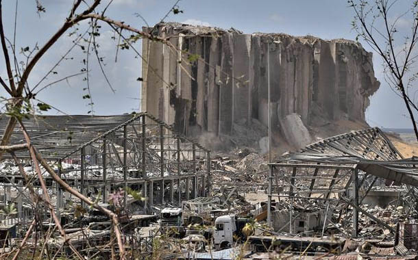 Sube a más de 170 el número de muertos por explosión en Beirut