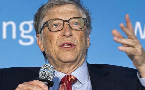 Bill Gates se mostró preocupado por la salud pública