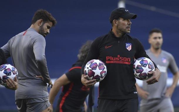 Atlético de Madrid y Leipzig buscan el segundo cupo en semifinal de Champions League