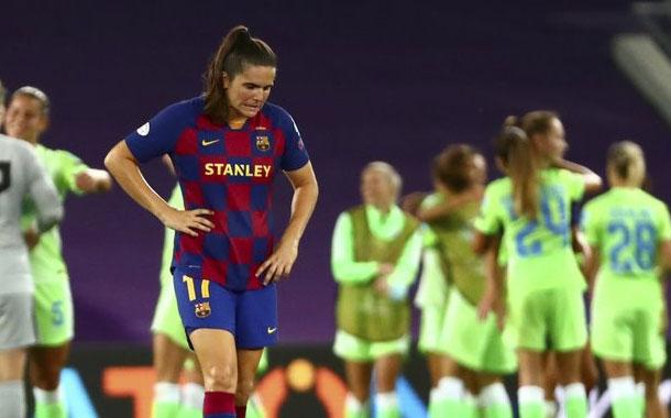 Wolfsburgo vence al Barcelona en semis de Champions femenina