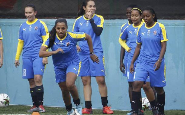 Colombia aprueba la realización de una liga femenina de fútbol