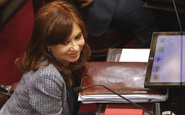 Cristina Fernández demanda a Google