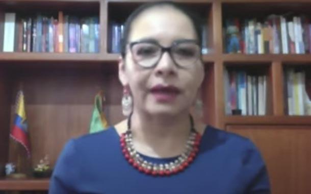 Diana Atamaint analiza el proceso electoral