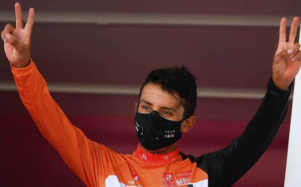Egan Bernal se proclamó campeón de la Ruta de Occitania