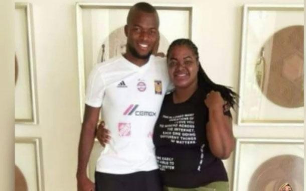 Secuestran a Elsy Valencia, hermana del futbolista Enner Valencia