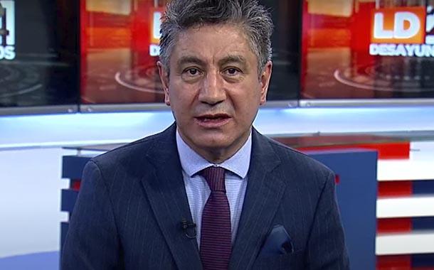 Fausto Murillo teme una afectación en la seguridad jurídica