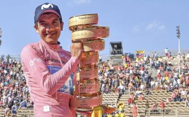 Ciclismo ecuatoriano espera cinco representantes en el Giro de Italia