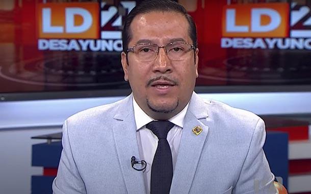 Abogado Hernán Ulloa comenta sobre la muerte de Shy Dahan