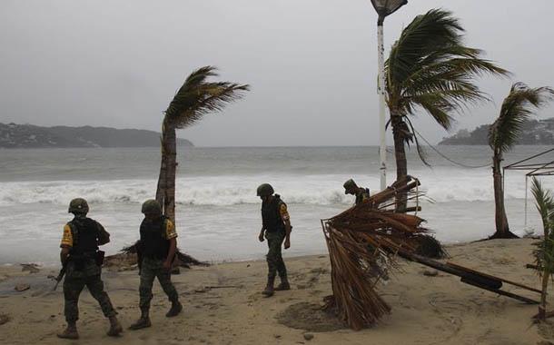 Huracán Elida se fortalece en el Pacífico y ya es de categoría 2