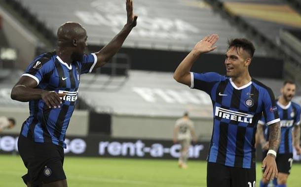 Inter de Milán va a la final de Europa League tras golear a Shakhtar Donetsk