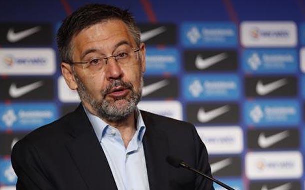 Josep Bartomeu dispuesto a dejar Barcelona para que siga Lionel Messi