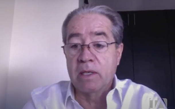 Juan Carlos Zevallos, ministro de Salud, analiza las cifras del Covid-19