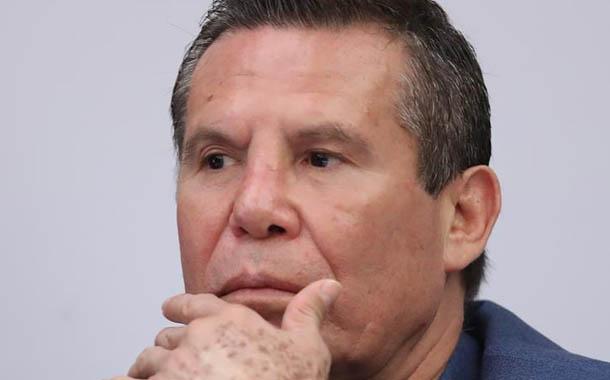 Julio César Chávez se vuelve a subir al cuadrilátero