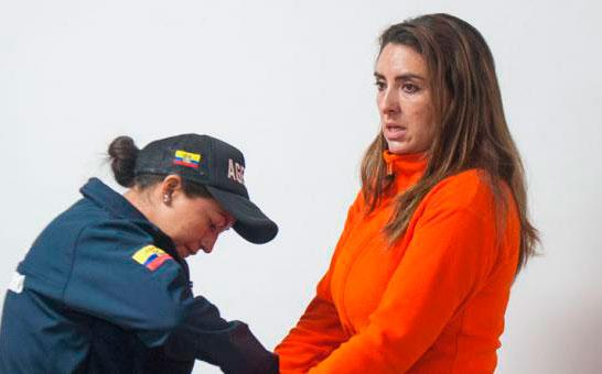De cómplice a coautora cambió la participación de María Sol Larrea