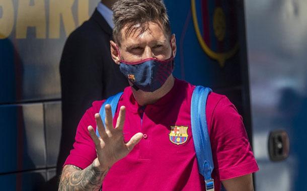 El FC Barcelona no da por perdido a Lionel Messi