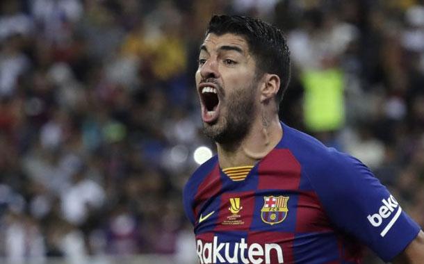 La exigencia de Luis Suárez para salir del Barcelona de España