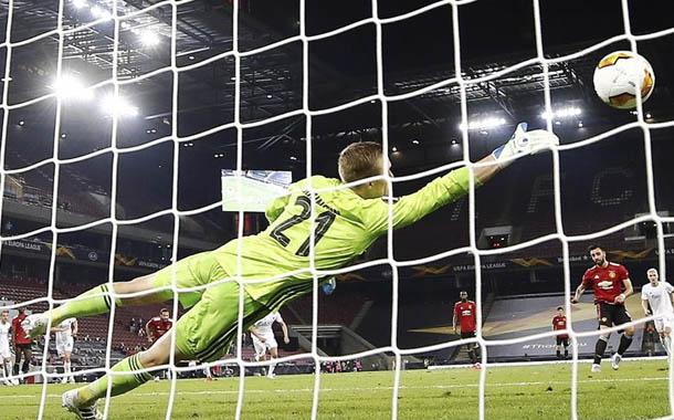 Manchester United sigue en competencia en la Europa League